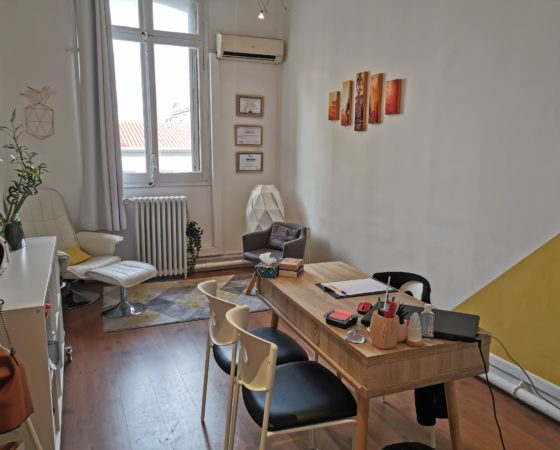Cabinet 27 Bd Corderie 13007 Marseille